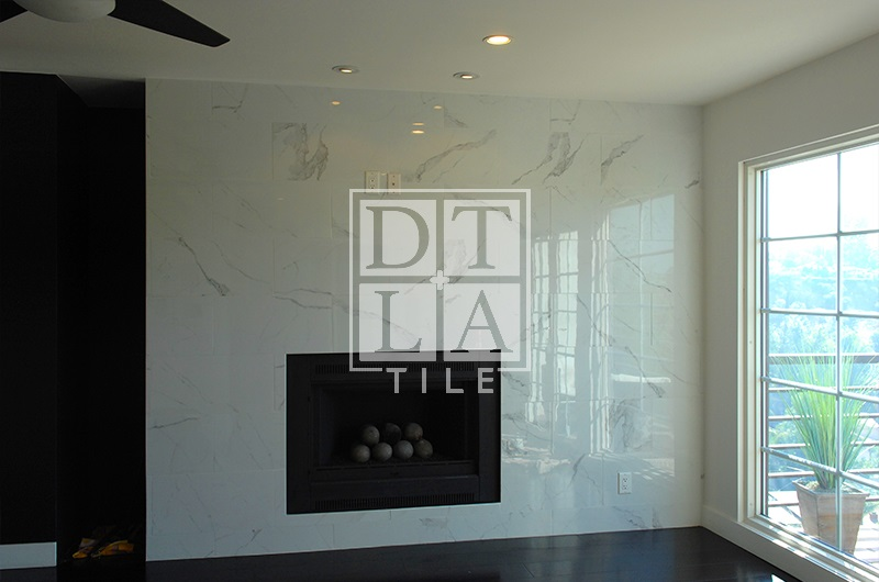 Woodland Hills Fireplace